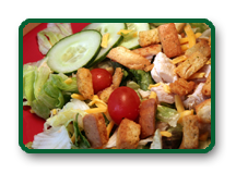 Salad and Food at Great Prices